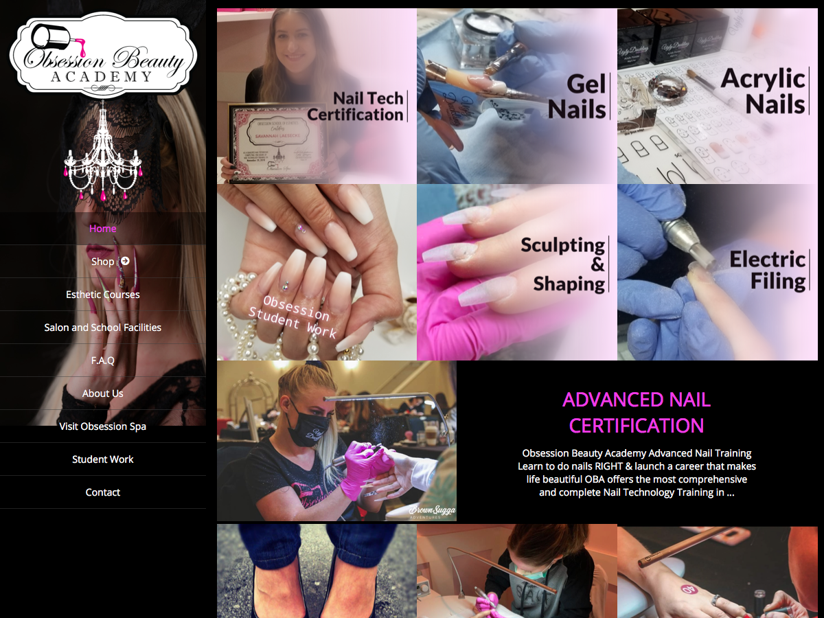 Obsession Beauty Academy